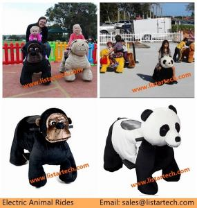 China Coin OP Toy Motorcycle on Animal, Ride on Panda Autocycle, Toy Machine Rides on Animal on sale