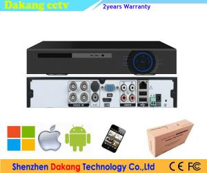 Cloud Recording AHD HD CCTV DVR H 264 4CH Digital Video Recorder for