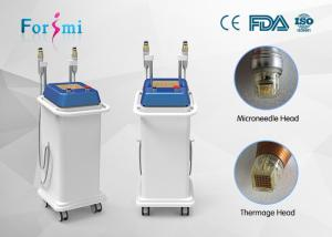 China 2018 High power 110/220V; 50/60Hz quality guarantee 44*46*160 thermage cpt skin rejuvenation machine for hpme use on sale