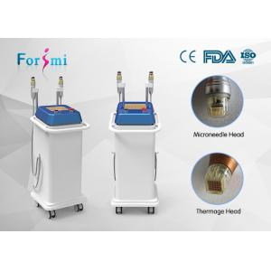 China For Spa Use Acne Treatment Device / Fractional RF Micro Needle Acne Removal Machine   Forimi on sale