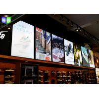 LED Movie Poster Light Box Display Frame , Movie Poster Lightbox Energy Efficient