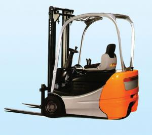 China 3 t automatic gasoline counterbalance forklift on sale