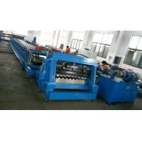 China Hydraulic Roofing Sheet Forming Machine , Roll Forming Machinery on sale