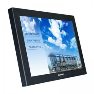China All-in-One industrial touch screen computer / touch panel pc on sale