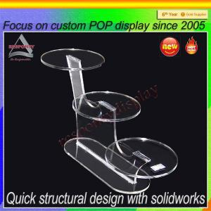 China New Design Creative Acrylic Shoe Display Stand on sale