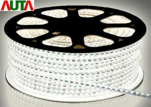 China SMD 2835 LED Rope Lights For Clubs , Waterproof Flexible LED Strip 220V on sale