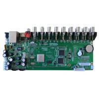 High Standard Electronic DVR PCB H.264 High Profile OEM / ODM Services
