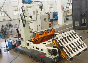 China Automatic Robotics Welding Station for Aluminum Tray / Aluminum Pallet Welding on sale