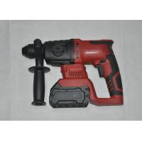 China High Efficiency Battery Powered SDS Hammer Drills 18V Virable Speed 2.0J on sale