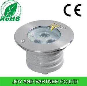 China 3W Led inground Light with IP67 on sale