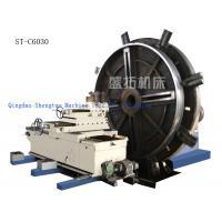 Chaudière de rotation résistante 380v, 50HZ de processus de machine de tour de surface horizontale