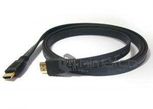 China PVC Jacket Industrial HDMI Cable HD 4K 2K 60Hz 25 Foot HDMI Cable REACH Compliant on sale