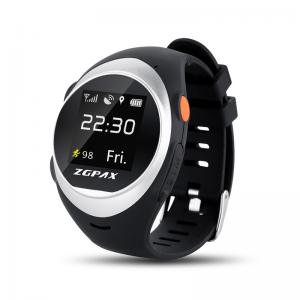 China GPS tracking watch phone SOS emergency call smart watch for parents on sale