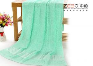 China Customized Size No Smell Hotel Pool Towels Good Handfeeling 80*150cm on sale