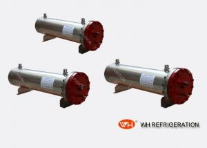 Quality SS 304 Stainless Steel Heat Exchangers Shell And Tube Heat Exchangers For for sale