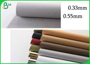 China 2018 high quality OEM service 0.33mm and 0.55mm washable kraft paper on sale