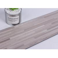 PVC Colorful Waterproof Loose Lay Vinyl Plank Flooring 2mm With Staining Resistance