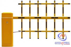 China RFID Automated Parking Barrier Gate Retractable Barrier Gate System ODM / OEM on sale