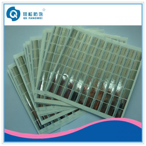 Custom Hologram Stickers Pink Gold Laser Cut Vinyl Stickers - Custom vinyl stickers laser cut