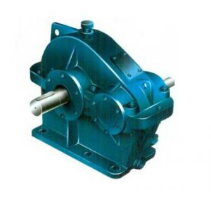 China Single Stage Cylindrical Speed Gear Reducer ZD Series For Metallurgy / Mining on sale