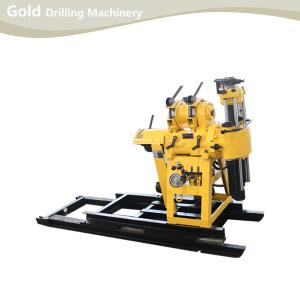 China 130m Depth High Speed Water Well Drilling Rig on sale