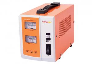 China Single Phase Intelligent AC Automatic Voltage Regulator (AVR) 500va - 3kva, 5kva - 10kva on sale