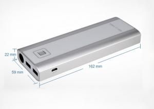 China High capacity Portable Power Bank 16000 mah , Promotional Portable Power Bank Charger on sale