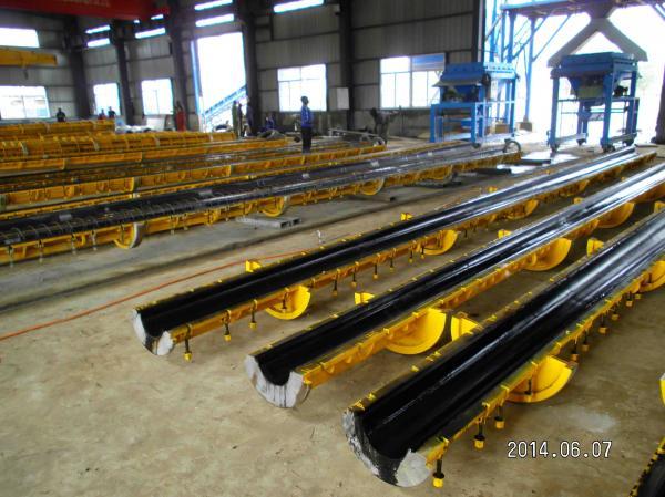 Concrete Meter Pole : M prestressed concrete electric pole mould