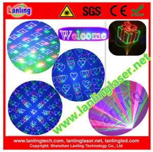 China Lanling 550mW ILDA Animation Twinkling Laser light (LAT10RGB) on sale