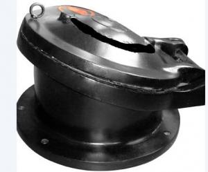 China HDPE Flap Valve & Swing Check Valve Use For Municipal Drainage System on sale