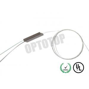 China 1 X 4 Port PLC Bare Fiber Optic PLC Splitter Low PDL For Access / PON on sale