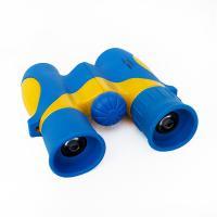 China Powerful Portable 8x21 Kids Binoculars Shockproof Kids Camo Binoculars With Neck Strap on sale