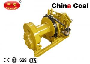 China Industrial Lifting Equipment Anti explosion Air Pneumatic Brake Windlass Winch on sale
