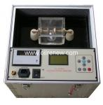 IIJ-II series fully automatic trasformer oil BDV tester, insulating oil dielectric strengh value tester