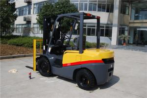 China China good quality  3.5ton CE certificate  engine hot sale diesel engine forklift truck on sale