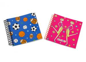 China OEM Water proof paper cover Mini Customized Spiral Bound Notebook on sale