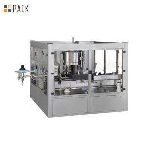 China Chemical OPP Bottle Sticker Labeling Machine Small Glue Consumption on sale
