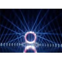 Artical OEM Size Led Light Show With Music In Different Place Decoration