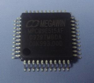China Megawin 8051 microprocessor 89L58AE MCU on sale