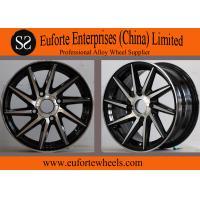 Black Machine Tuning Wheels Vossen Aluminum Alloy Retro Style Wheels