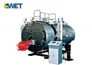 China Low Pressure Oil Fired Steam Boiler, 14Mw 97.02 % Textile Mills Oil Heating Boiler on sale