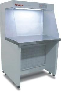 China Horizontal Laminar Air Flow Bench for Microelectronics on sale