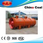 High Quality Mining Explosion-proof Axial Fan Tunnel Fan