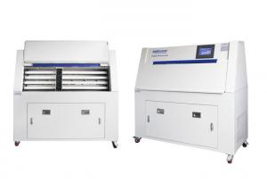 China Climate UV Aging Test Chamber , UV Lamp Accelerated Environmental Equipment on sale