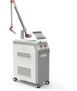 China OEM/ODM 1064 nm &532 nm nd yag laser q-switched nd yag laser tattoo removal machine on sale