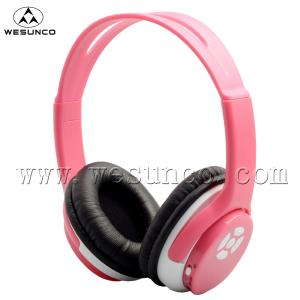 China SD Card Headphone on sale