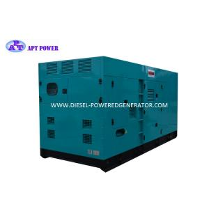 China 800kVA Cummins Green Diesel Engine Generator with Turbocharged System on sale