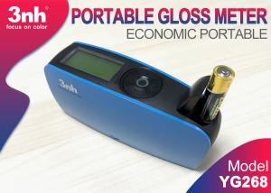 China Tri - Angle Portable Gloss Meter YG268  Industry Gloss Detection For Printing Inks Wall Paint on sale