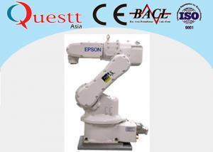 China Sistema robótico EPSON 6 AXIS de la automatización del alto rendimiento para cortar/que transporta on sale