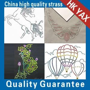 China Best quality motif hotfix design, China embroidery design motif, custom motif hotfix design for garment on sale